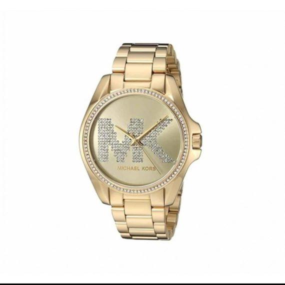 Michael Kors Bradshaw Gold Womens Watch Mk6555