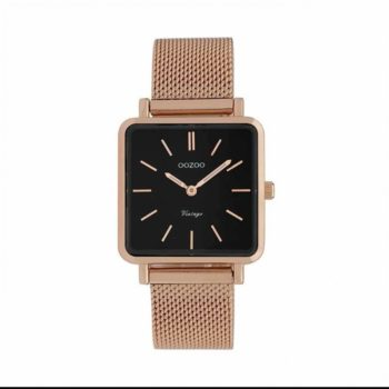 OOZOO Timepieces Vintage Rose Gold Women's Watch C9848