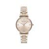 Emporio Armani Gianni T-Bar Rose Gold Women's Watch