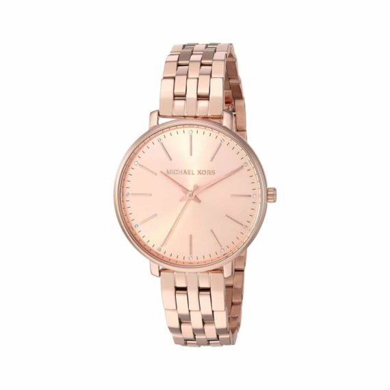 Michael Kors Pyper Rose Gold Stainless Women's Watch MK3897