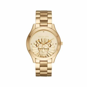 Michael Kors Slim Runway Gold Women's Watch MK3889