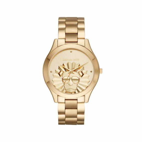 Michael Kors Slim Runway Gold Women's Watch MK3889