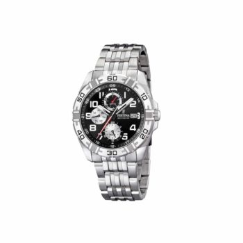 Festina Multifunction Stainless Steel Men's Watch F16494 2