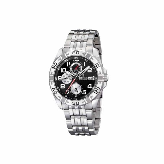 Festina Multifunction Stainless Steel Men's Watch F16494 2