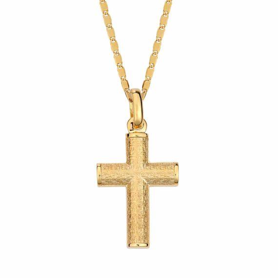Ζαγρέ Σταυρός Χρυσός 002897