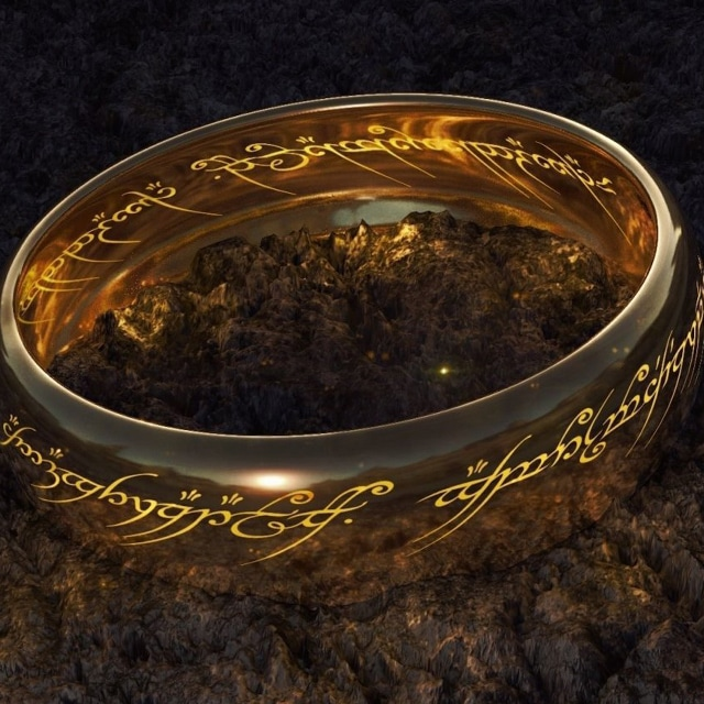 Ένα χρυσό δαχτυλίδι που να τα εξουσιάζει όλα