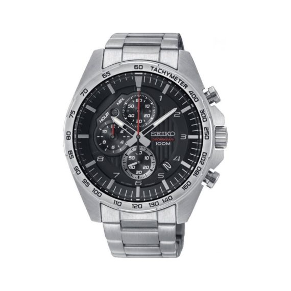 Seiko Chronograph Men's Watch SSB319P1