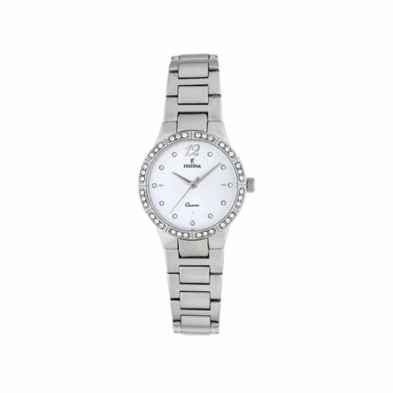 Festina Mademoiselle Crystals Silver Women's Watch F20240 1