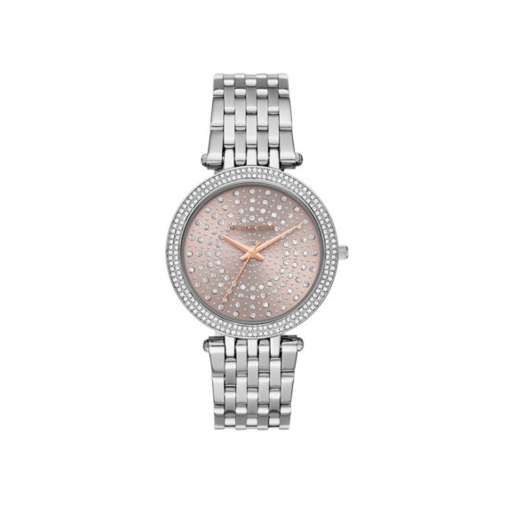 Michael Kors Darci Silver Women's Watch ΜΚ4407 Jewelor