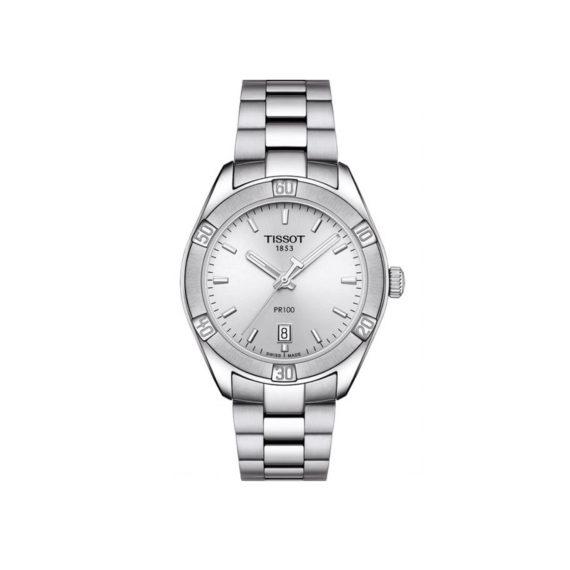 T101.910.11.031.00 Tissot T Classic PR100 Silver Women's Watch Jewelor