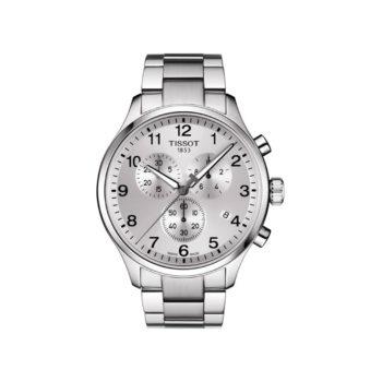 Tissot Chrono XL Classic Silver Chronograph Men's Watch – T116.617.11.037.00