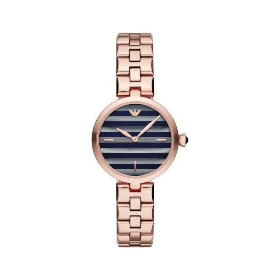 Emporio Armani Arianna Rose Gold Women's Watch AR11220 Jewelor