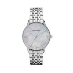 Emporio Armani Classic Silver Women's Watch