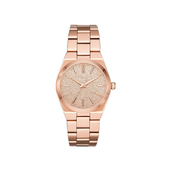 Michael Kors Channing Rose Gold Women's Watch ΜΚ6624 Jewelor
