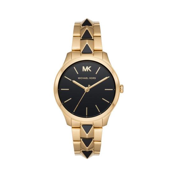 Michael Kors Runway Gold Women's Watch ΜΚ6669 Jewelor