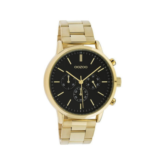 OOZOO Timepieces Gold Unisex Watch C10548 Jewelor