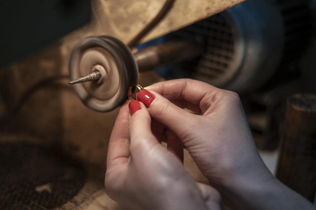 Αλλαγή μεγέθους δαχτυλιδιού Jewelor