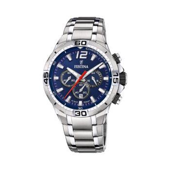Festina Chronobike Silver Men's Watch F20522/3