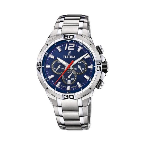 Festina Chronobike Silver Men's Watch F20522 3 Jewelor