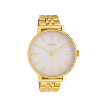 OOZOO Gold Unisex Watch C10622
