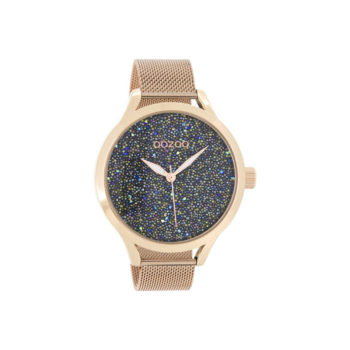 OOZOO Montre Rose Gold Women's Watch C10654