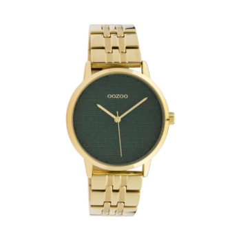 OOZOO Timepieces Summer Gold Women's Watch C10558