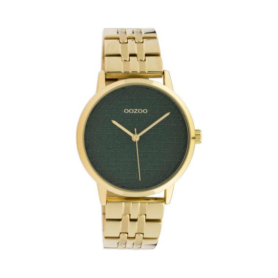 OOZOO Timepieces Summer Gold Women's Watch C10558 Jewelor