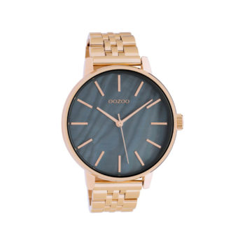 OOZOO Timepieces Summer Rose Gold Women's Watch C10624