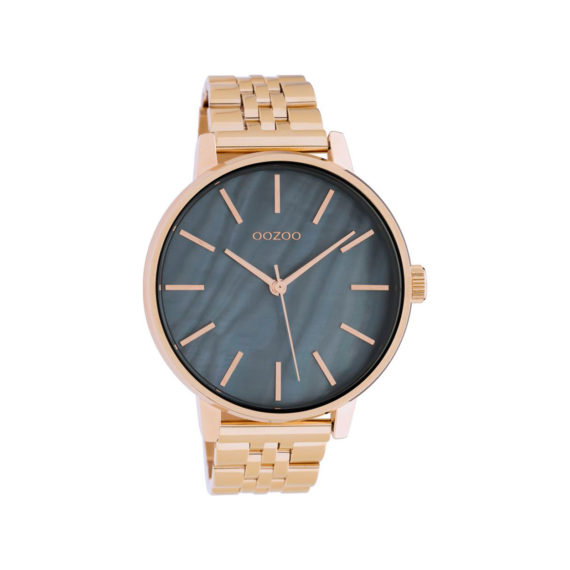 OOZOO Timepieces Summer Rose Gold Women's Watch C10624 Jewelor