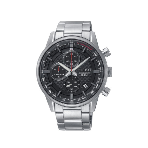 Seiko Chrono Silver Men's Watch SSB313P1 Jewelor