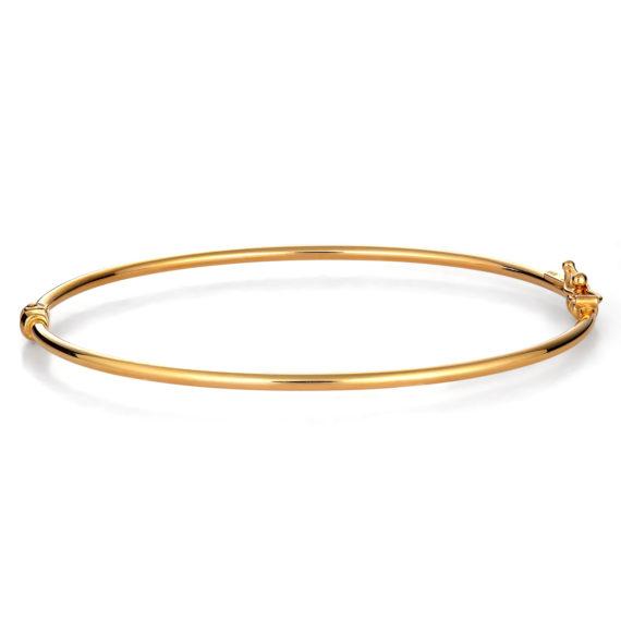 Βραχιόλι Λεπτό Χρυσό 14Κ 003198 Jewelor