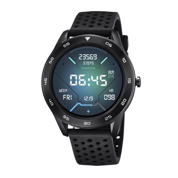 Lotus Smartime Black Men's Smartwatch 50013 5 Jewelor