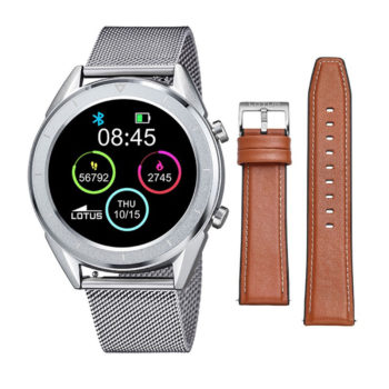 Lotus Smartime Silver Men's Smartwatch 50006/1