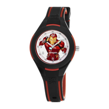 AM:PM Marvel Ironman Two Tone Strap Kids' Watch MP199-K643