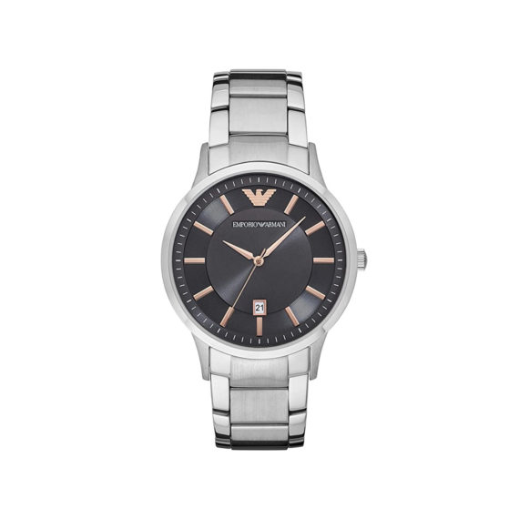 Emporio Armani Renato Silver Men's Watch AR11179 Jewelor