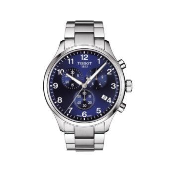 Tissot Classic XL Chronograph Silver Men's Watch Τ116.617.11.047.01