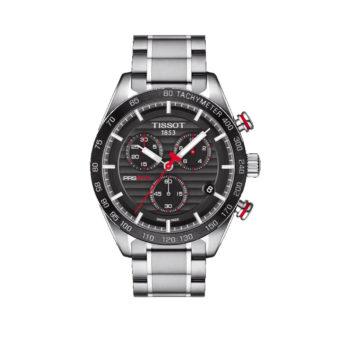 Tissot T-Sport PRS 516 Chronograph Silver Men's Watch Τ100.417.11.051.01