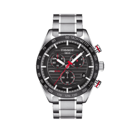 Tissot T Classic PR 100 Silver Men's Watch Τ100.417.11.051.01 Jewelor