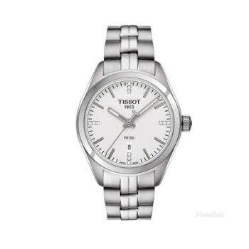 Tissot T-Sport PR 100 Silver Women's Watch Τ101.210.11.036.00