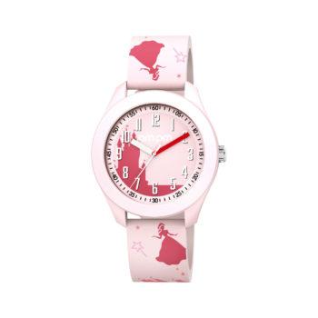 AM:PM Princess Pink Rubber Strap Kids' Watch PM203-K669