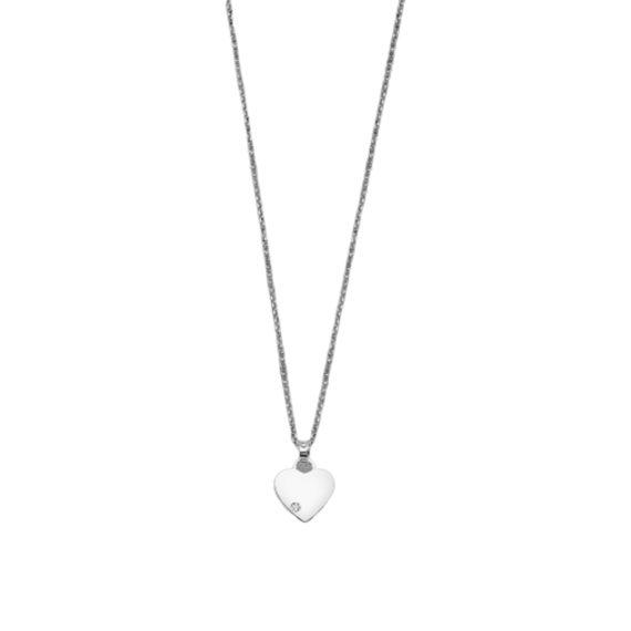 Μενταγιόν Lotus Style Moments Ασήμι Swarovski LP1715 1 1 Jewelor