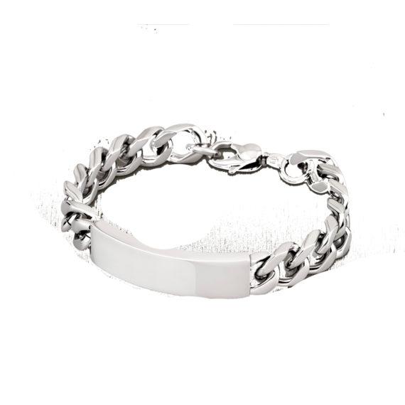 Βραχιόλι Αλυσίδα Lotus Style Ατσάλι LS1554 2 1 Jewelor