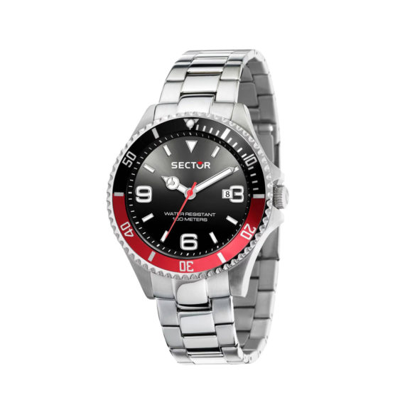 Sector 2030 Launch 2° Red Black Men's Watch R3253161021 Jewelor