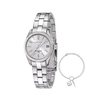 Sector 240 Silver Women's Watch R3253579530