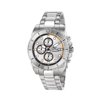 Sector 450 Chronogaph Silver Men's Watch R3273776004
