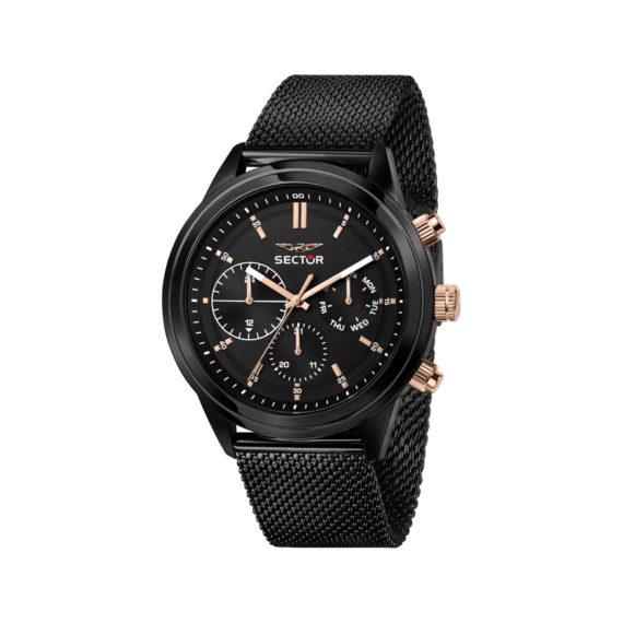 Sector 670 Black Men's Watch R3253540002 Jewelor
