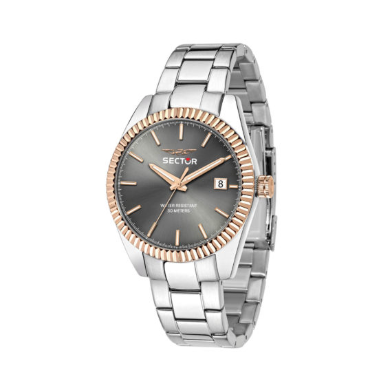 Sector Silver Rose Gold Women's Watch R3253240009 Jewelor