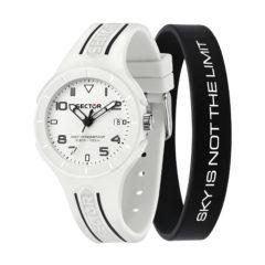 Sector Speed White Men's Watch R3251514024