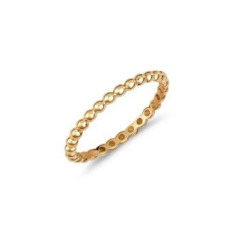 Δαχτυλίδι Χρυσό Ανάγλυφο 14Κ